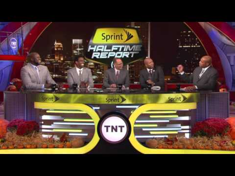 Inside the NBA: Chuck's Barber