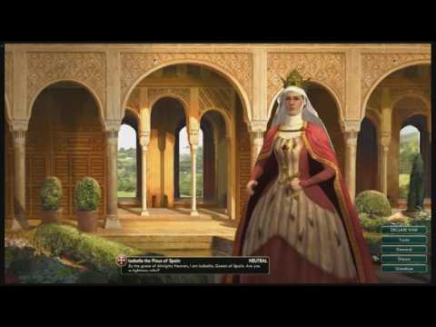 Civilization 5: Taking Back Constantinople Part 1 | The Rise Of Greece