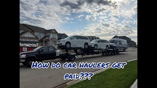 How do Hotshot car haulers get paid? What Not To accept.