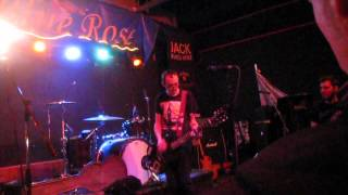 "Mikey Erg ""Song Against Ian Raymond"" acoustic live @Blue Rose (MI) 24/04/2013"