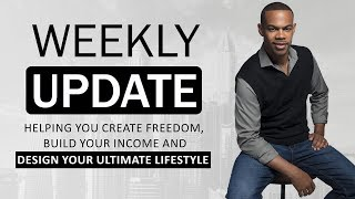 My Journey To A Passive Income Lifestyle | Weekly Update Jan 22 2018