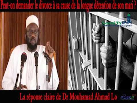 La réponse claire de Dr Mouhamad Ahmad Lo....