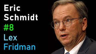 Eric Schmidt Google MIT Artificial Intelligence AI Podcast