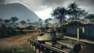 Battlefield Bad Company 2 Vietnam M14 - New Gameplay