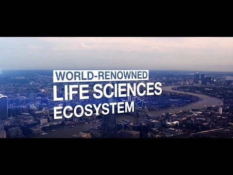 London, a world-renowned life sciences ecosystem