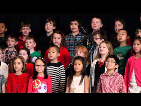 Squantum Elementary School Holiday Concert - 12/12/2014