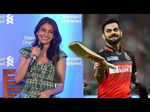 Anushka Sharma BLUSHES Talking About Virat Kohli's Improved IPL Performance For Team RCB