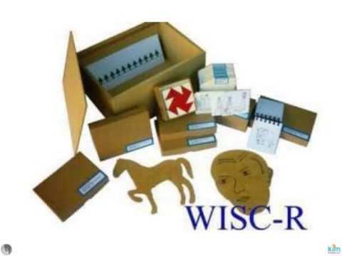 wisc-r zeka testi nedir wisc r iq IQ wiscr nerede uygulanır soruları puanlama yap.wmv