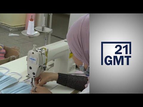 وزارة التكوين المهني في الجزائر تفتح مراكزها ومعاهدها لإنتاج الكمامات الطبية  - 08:58-2020 / 4 / 2