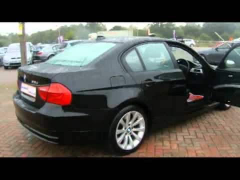 2009 bmw 318d se business edition saloon for sale in hampshire youtube. Black Bedroom Furniture Sets. Home Design Ideas