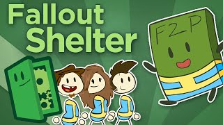 Fallout Shelter   How A Casual Game Won Over Hardcore Players   Extra Credits