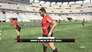 Jonah Lomu Rugby Challenge - Fiiiiiiiight - [FR-HD]
