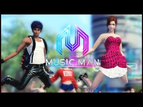 Music Man Online Game Basic Feature Music Video Youtube