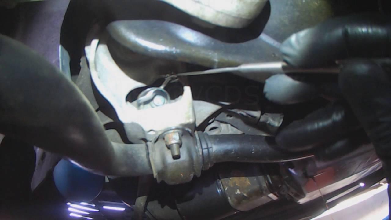 volkswagen beetle oil pan replacement