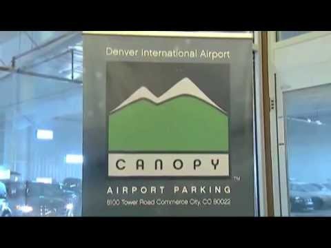 Canopy Airport Parking - Featured On Extreme Parking On Travel Channel