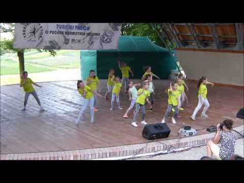 Turniej Tańca o Puchar Burmistrza Jezioran - 4.06.2016. MOK JEZIORANY