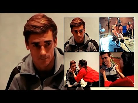 Thumbnail: OMG!! | Antoine Griezmann awkward moment with girls