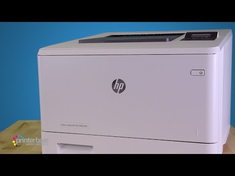 Learn more about the HP LaserJet Pro M452DN here: http://www.printerbase.co.uk/hp-m452dn In this video we take a look at the LaserJet Pro M452DN from HP ...