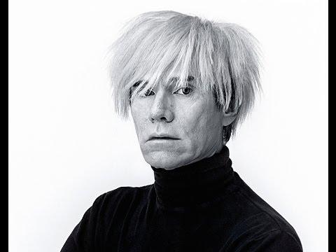 Andy Warhol. Breve biografía y sus obras. Ideal para niños.