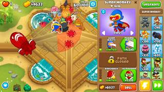 Gambar cover Bloons TD 6 - Adora's Temple - Impoppable - No Monkey Knowledge, Continues and Powers (14.3 patch)