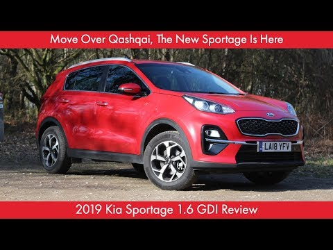 Move Over Qashqai, The New Sportage Is Here: 2019 Kia Sportage 1.6 GDI Review