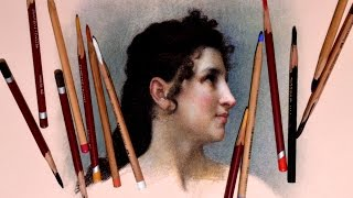 HOW TO DRAW PORTRAITS LIKE THE OLD MASTERS | BOUGUEREAU WILLIAM ADOLPHE..