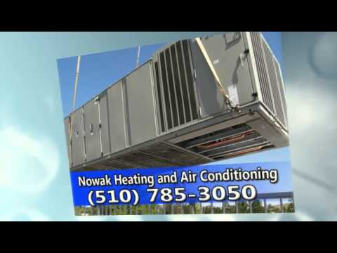 Heating and Air Fremont CA (510) 785-3050 Nowak Heating and Air Conditioning