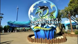 MY 2nd VLOG!! MY TRIP TO SEAWORLD IN SAN DIEGO!!!