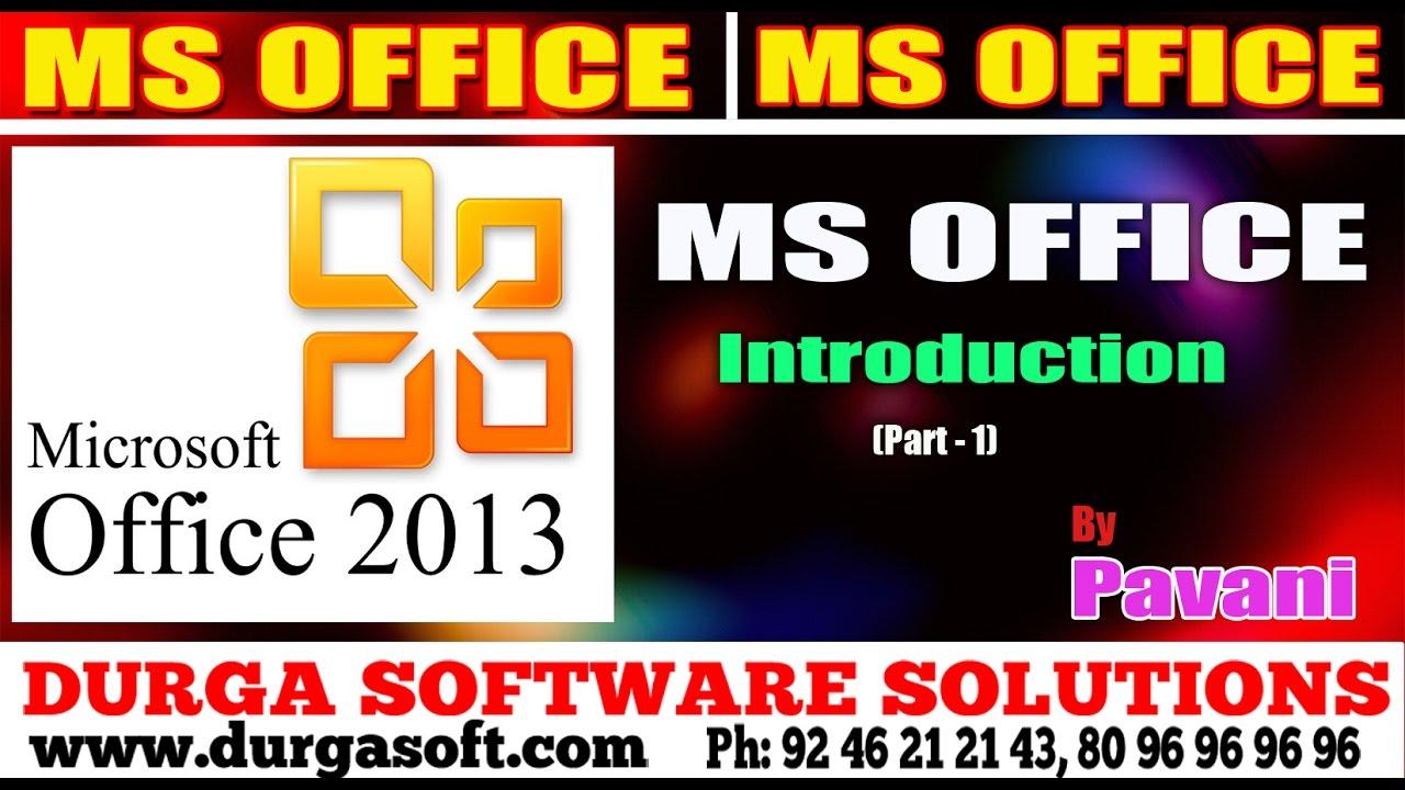 ms office s