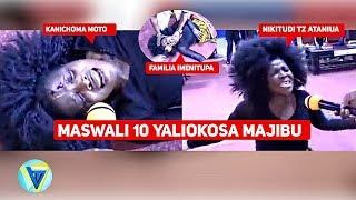 video iliojibu MASWALI KUMI ya ROSE MUHANDO yaliokosa MAJIBU alipokuwa akiombewa