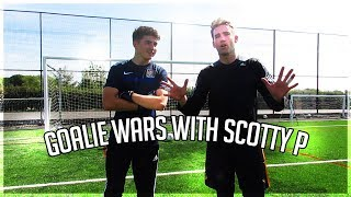 Goalie Wars [#3] vs Wembley Cup MoM Scotty P!!