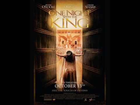 one night with the king shani poster