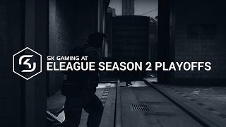 In the crosshairs: Eleague Playoffs Highlights