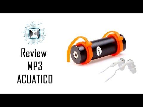 Review MP3 Acuático