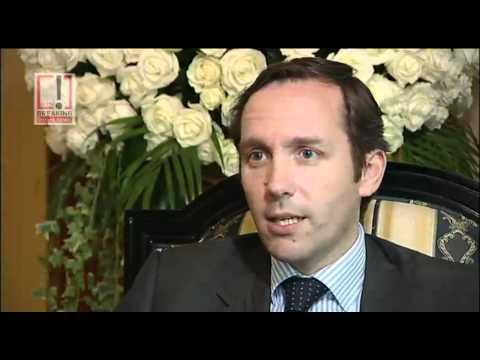 Siegfried Nierhaus, Managing Director, Atlas Hospitality @ AHIC 2011