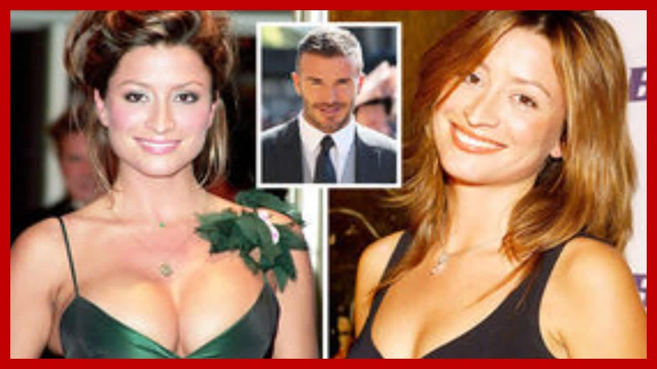 Video Rebecca Loos nude photos 2019