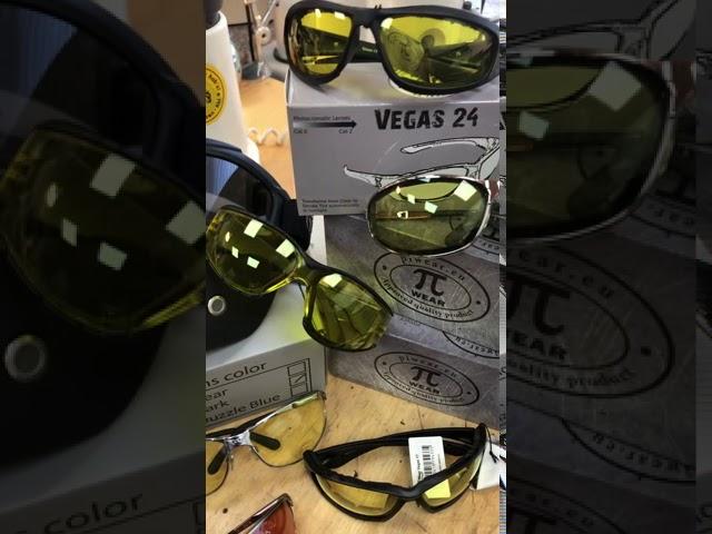 Bikerbrillen bzw. Chopperbrillen von Global Vision