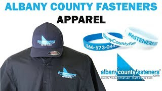 Albany County Fasteners Apparel & Clothing