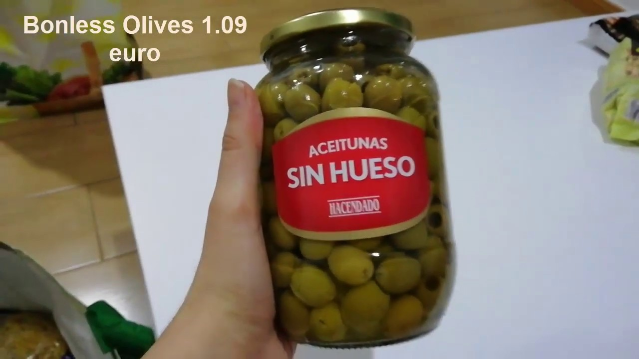 Cost of living in Spain - Mercadona Grocery Prices in Spain