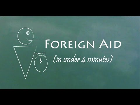 Understand Foreign Aid In 4 Minutes