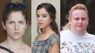 Pitch Perfect Without Makeup
