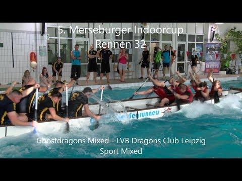 Ghostdragons Mixed - LVB Dragons Club Leipzig (Sport Mixed) | Rennen 32 - 5. Merseburger Indoorcup