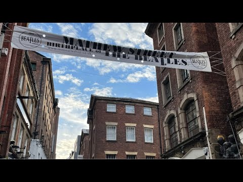 Liverpool, Beatles and Nightlife - Liverpool  live camera