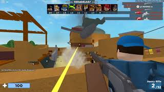 ARSENAL IM SO DUM (ROBLOX)