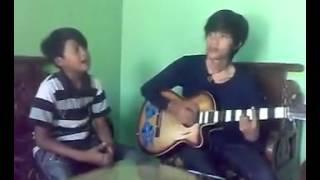 Suara Merdu Anak Jalanan yang hits | Do'a Untuk Ayah