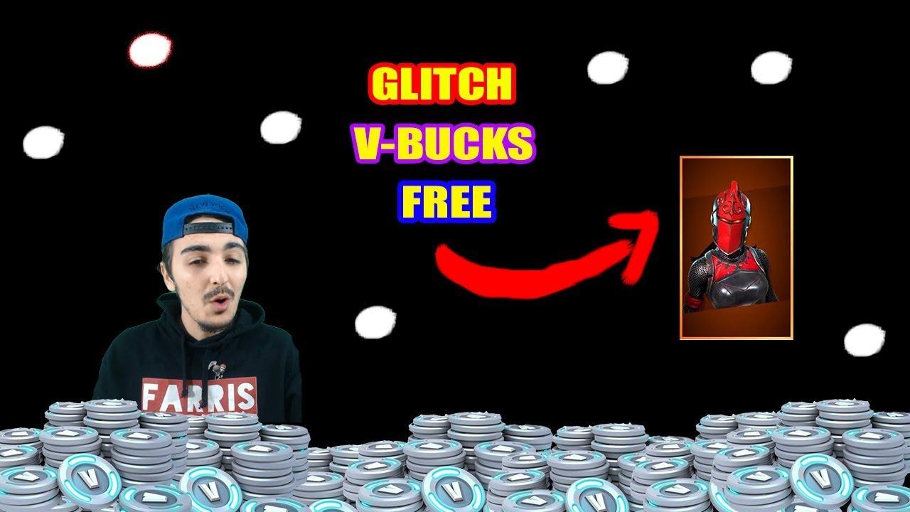 COME AVERE V BUCKS MONETE GRATIS GLITCH SU FORTNITE - YouTube