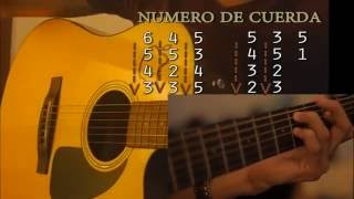 Evan Craft, Evaluna Montaner - Gracia Incomparable - Tutorial De Guitarra