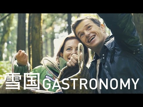 Only 70 minutes from Tokyo ▶ Gastronomy tourism in snow country
