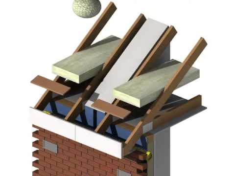 Firebar Rollout Roof Divide Party Wall Fire Stopping