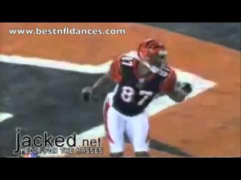 Kelly Washington Touchdown Dance